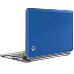 HP Laptop Blue
