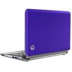 HP Laptop Purple